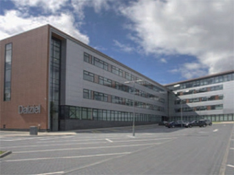 North Lanarkshire Council – Dalziel Building