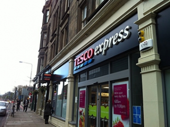 Tesco Express/Metro Stores throughout Scotland