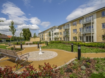 Queens Road Extra Care, Beverley
