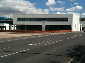 New Build Customer Centre & Elevated Production Facility