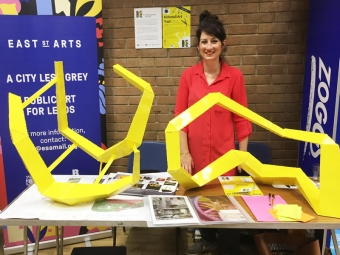 'A City Less Grey' – Kirkstall Sculpture Project