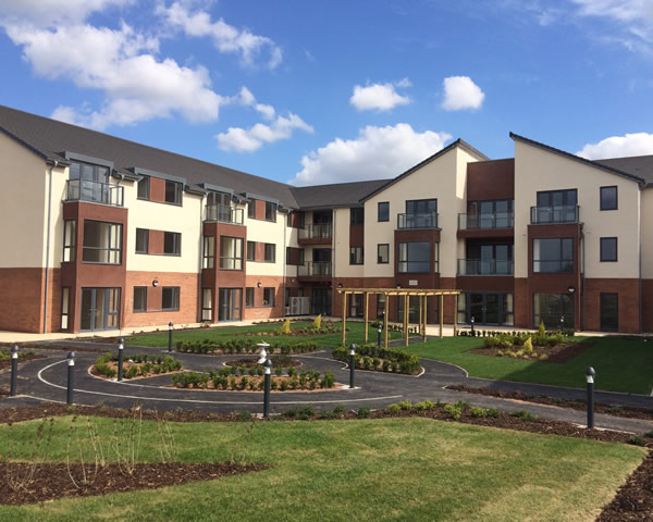 Swallowdale Extra Care, Doncaster